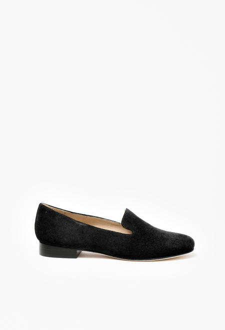 Samuji Loafers- Black