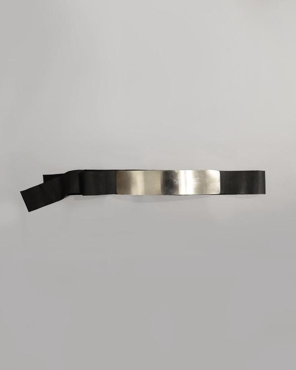 Voz Plated Belt