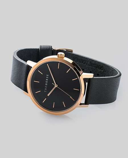 The Horse Watch in Black