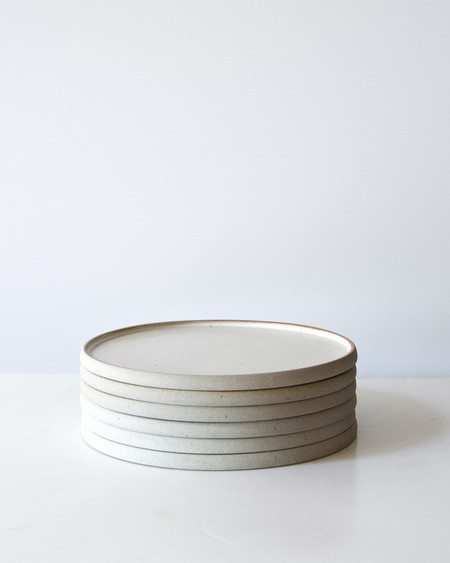 Humble Ceramics Coaster Platter Snow