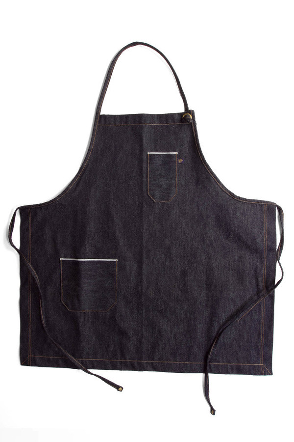 Wood&Faulk Apron US Selvedge