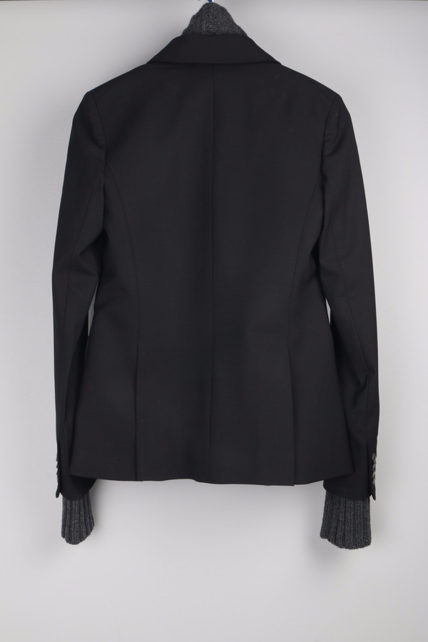 Veronica Beard Classic Jacket W/ Upstate Dickey
