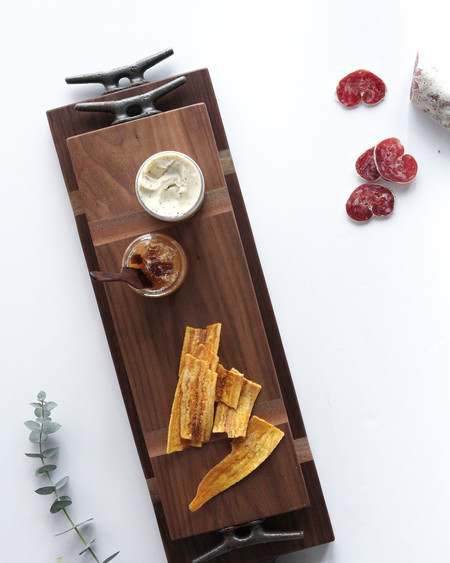 Peg & Awl Walnut Cheese Board