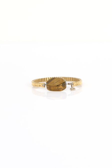 The Artemisian Agate Stone Bracelet