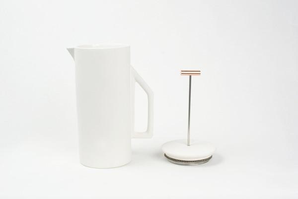 Yield Ceramic French Press