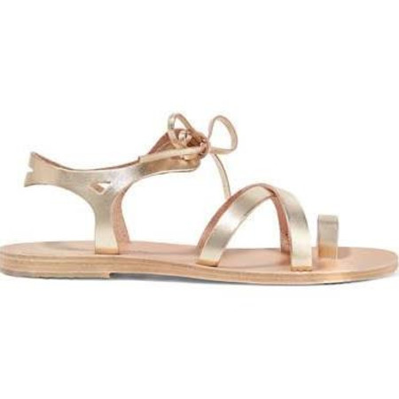 Valia Gabriel Rose Metal Sandal