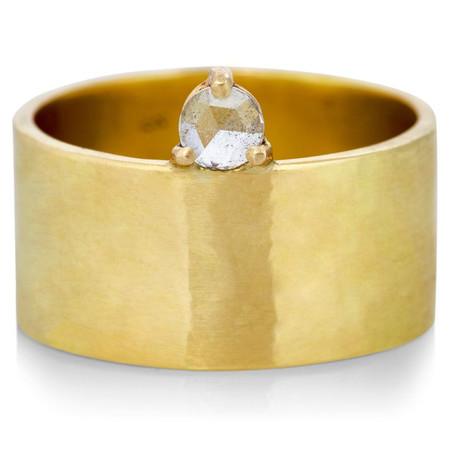 Scosha Elizabeth Diamond Crown Ring