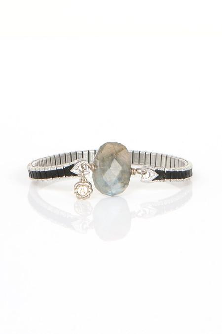 The Artemisian Labradorite Bracelet