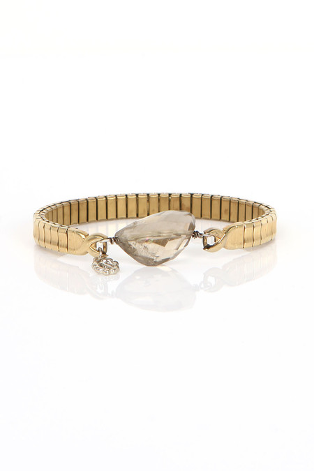 The Artemisian Smokey Quartz Bracelet