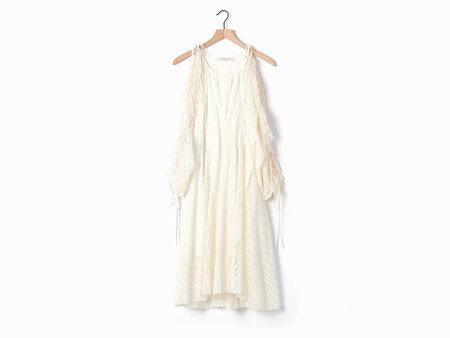 Philosophy Lorenzo Serafini White Lace Dress