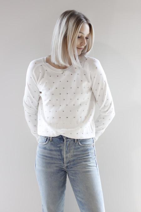One Grey Day  Tana summer sweater