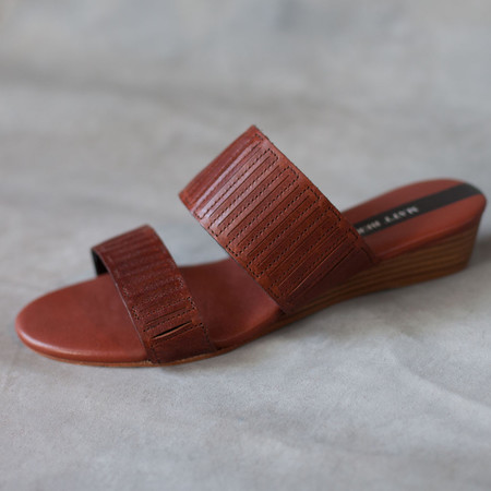 Matt Bernson Merit Sandals in Bourbon