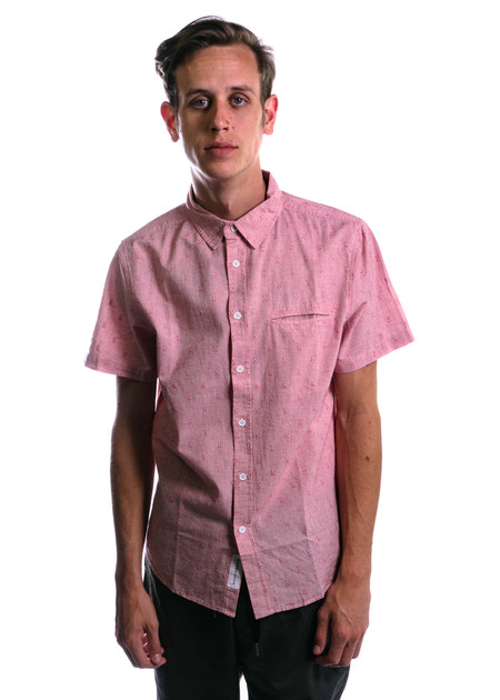 Native Youth Dawlish Shirt (Pink)