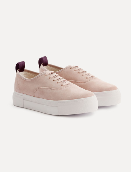 Eytys Mother Suede Powder Pink