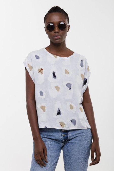 Osei-Duro Oversized Maena Top