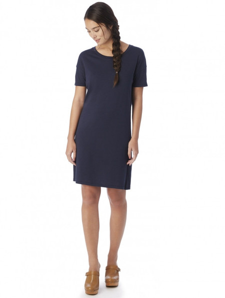 Alternative Apparel Straight Up T-Shirt Dress