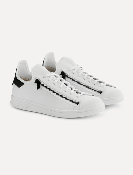 Y-3 Stan Zip White/Black