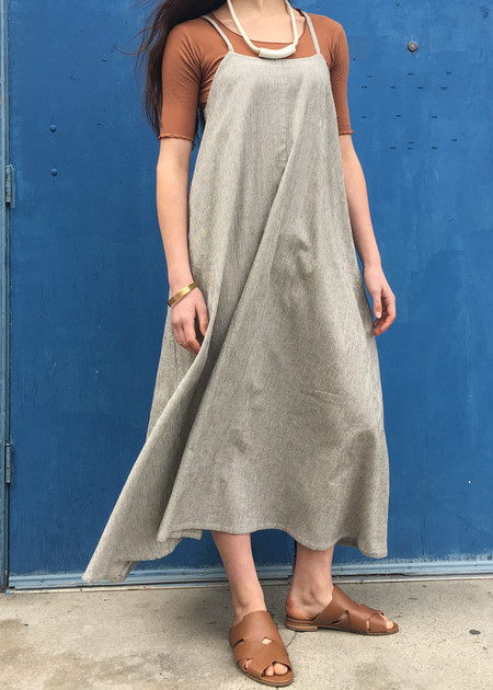 Micaela Greg Dome Dress