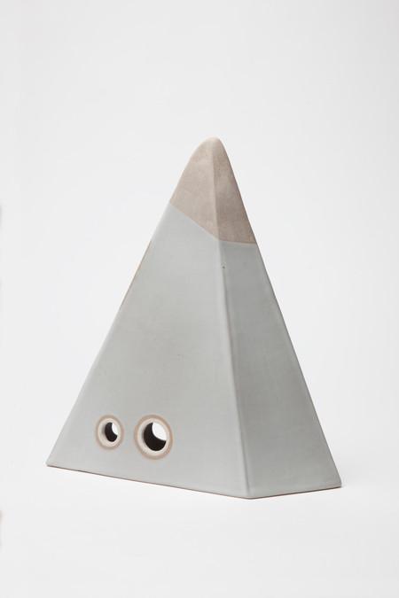 Miwak Junior Cervino Pyramid Sculpture
