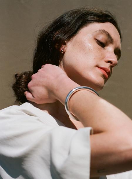 Association Sterling Silver Bracelet