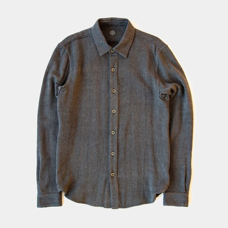 Wilson & Willy's Nashville Overshirt - Gray
