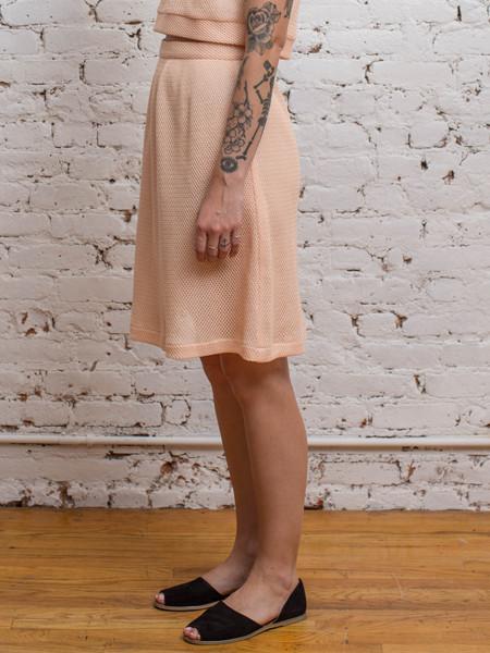 IGWT Floridian Skirt / Peach Mesh Raschel