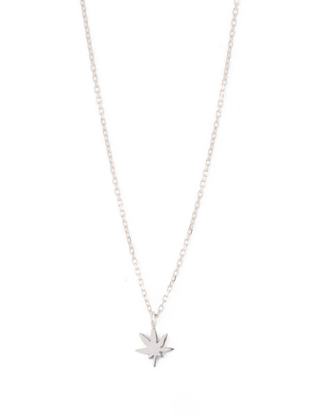 IGWT Kush Necklace / Silver