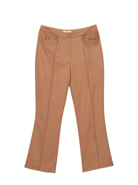 IGWT Moyenne Trousers / Tan Wool