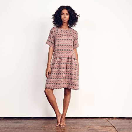 Ace + Jig Paz dress - twine
