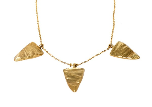 Nettie Kent Naxos Necklace