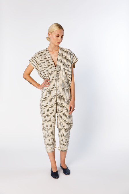 Miranda Bennett Studio MBS x A. Fox Everyday Jumpsuit