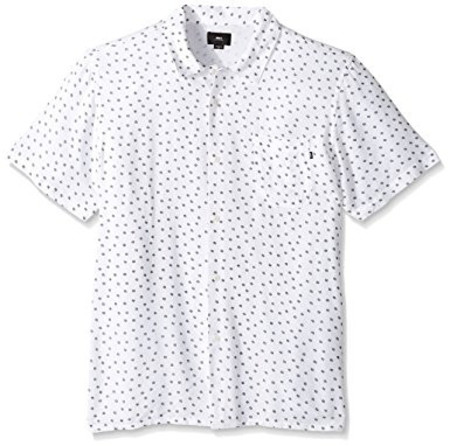Obey Bryson Point Rayon Shirt