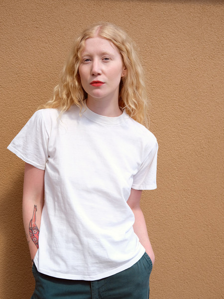 Shop Boswell VINTAGE 1950'S WHITE TEE SHIRT