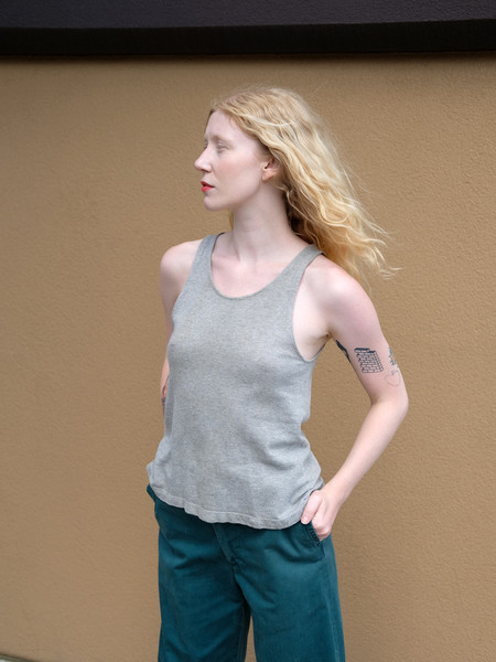 Shop Boswell VINTAGE ATHLETIC TANK