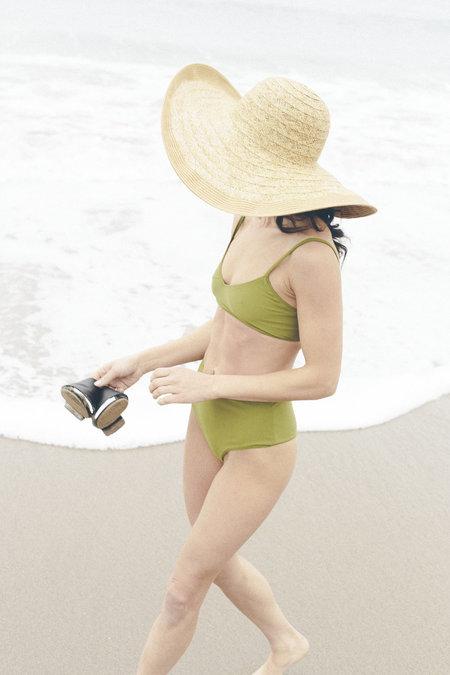 Maria Stanley Amanda Bikini Bottom - Chartreuse
