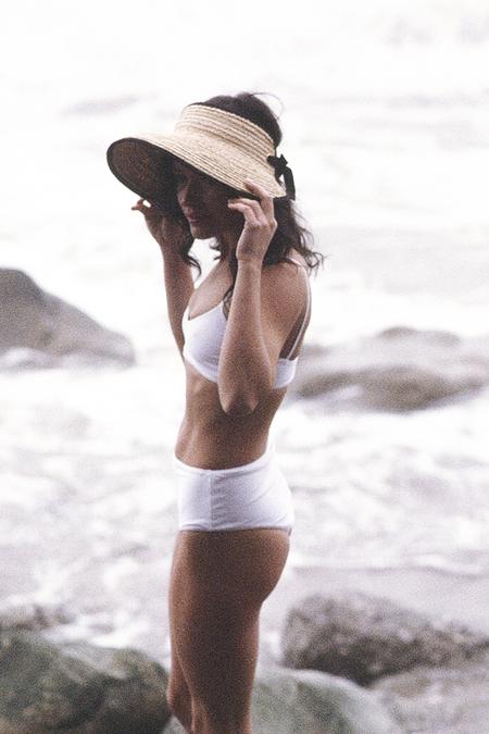 Maria Stanley Amanda Bikini Bottom - Salt