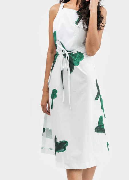 Wray Wrap Dress