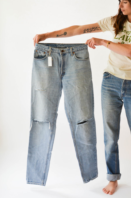 "FINDS Vintage Levi's Pair: 33 (31"")"