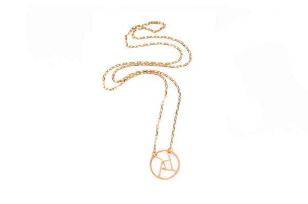Psyche Circuit Necklace