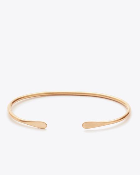 Nisolo Classic Cuff Bracelet