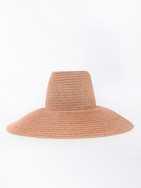 Yestadt Millinery Cecil Hat Tan