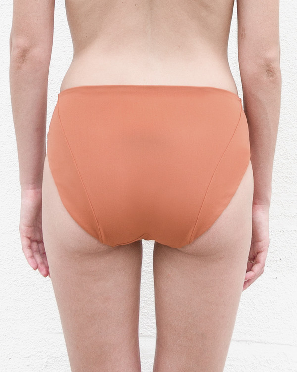 Esby Swim Zoey Hipster Bottom - Carrot