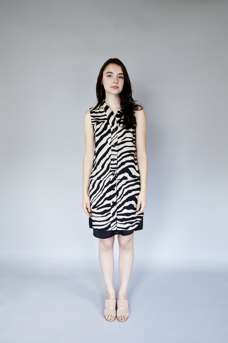 Allison Wonderland - Beihai Tunic Zebra