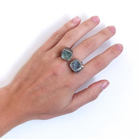 Adina Mills Horseshoe Ring
