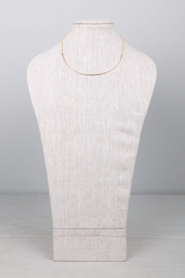Dafne Arch Chain Necklace