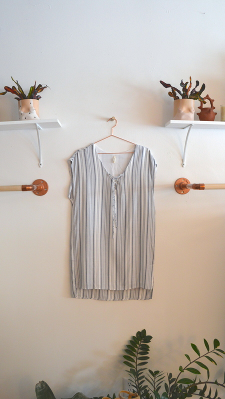 Lanston Harbor Stripe Tunic