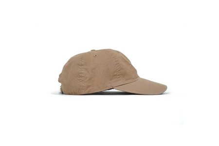 Norse Projects LIGHT TWILL SPORTS CAP - KHAKI