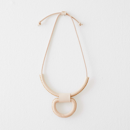 Crescioni Union Necklace - Natural