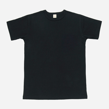 3Sixteen Heavyweight Plain T-Shirt - Black