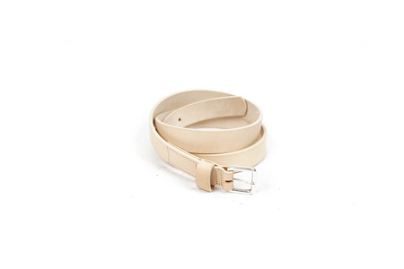 Norse Projects BENJAMIN 30 BELT - NATURAL